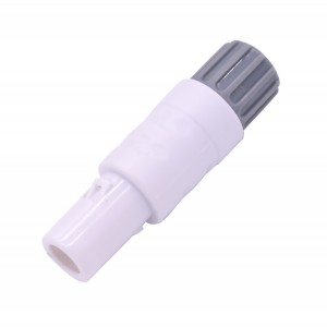 INT-P-TAG White Multi-pin Plastic Connector 2 Pins to 14 Pins