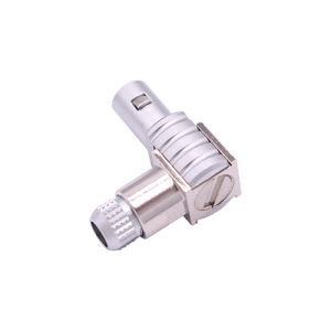 INT-TLA 00S series Elbow Coaxial Male Connector M7 Size