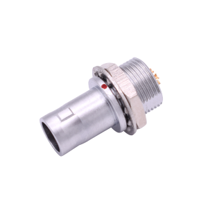 INT-TAG Metal Push Pull Non-latching Male Connector Size M7 M9 M12 M15 M18