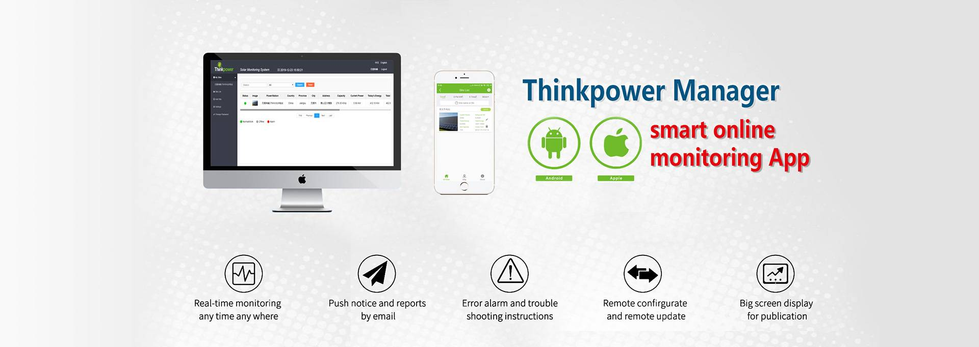 """Thinkpower Manager"""