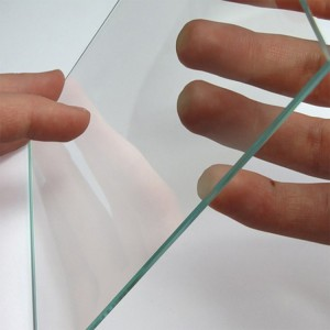Teleprompter glass, 3d image display glass, holographic spectroscope hologram glass sheet