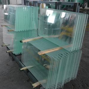6mm 8mm 10mm Tempered Glass Weight with Factory Wholesale Price 3mm-19mm