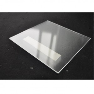 3.2mm 4mm clear solar panel tempered glass with GB15763.2-2005, ISO9050, UL1703 Certificate