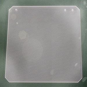 Solar Toughened Arc Low Iron Float Patterned Glass For PV Module