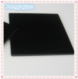 Ceramic Glass Panel For Induction Cooker
