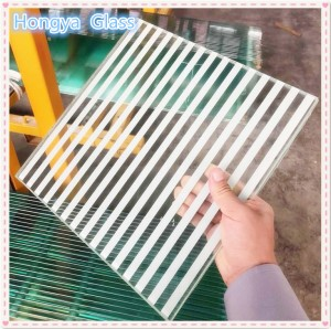 Customized 5mm 6mm 8mm 10mm 12mm ceramic frit glass price