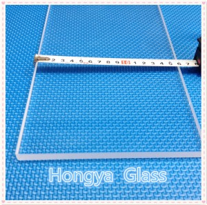 heat resistant pyrex glass borosilicate glass sheet/plate