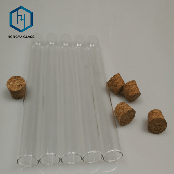 Borosilicate glass test tube Featured Image