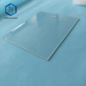 Borosilicate glass sheet