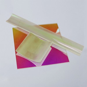 UV reflector Quartz coated Quartz glass Cold mirror Reflector for UV curing machine