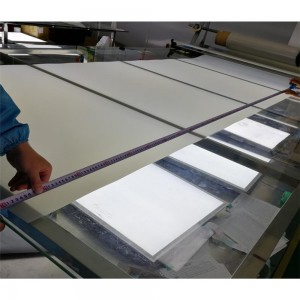 self-adhesive PDLC smart fillm switchable glass film for window glass