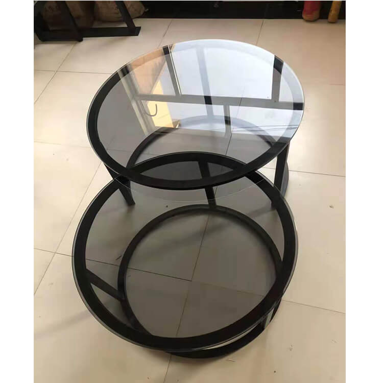 10mm 12mm 15mm Tempered Toughened Rectangle Round Glass Table Top Price Manufacturers And Suppliers Hongya