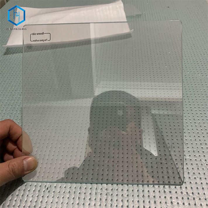 Glass for Autocue/ teleprompter spectroscope glass only 10+ years experience factory Featured Image