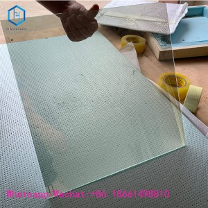 Beamsplitter Glass / Teleprompter Glass 3mm and...