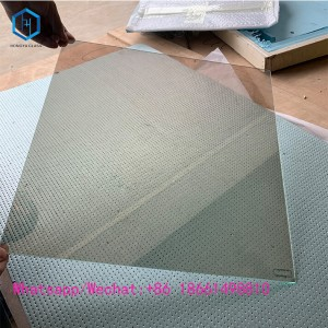 Beamsplitter Glass / Teleprompter Glass 3mm and 4mm