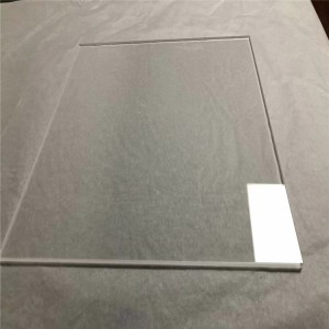 Borosilicate Glass Disc/ Borosilicate Glass Plate/ Pyrex Glass Sheet for 3D Printer