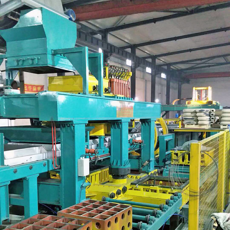 Static Pressure Molding Line Technology