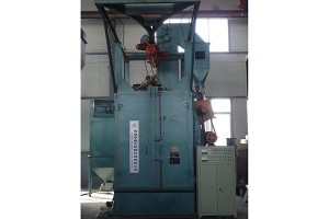 Single And Double Hanger Type Shot Blasting Machine