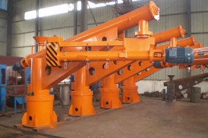 S25 Series Double Arm Continuous Resin Sand Mixer