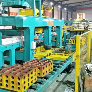 China Automatic Sand Moulding Line