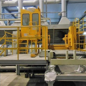 Automatic Foundry Pouring Machine