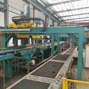 Automatic Static Pressure Molding Line