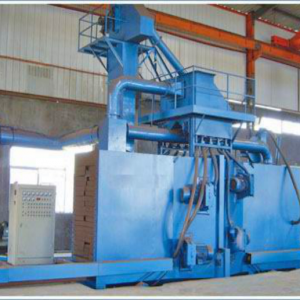 China Roller Conveyor Shot Blasting Machine Manufacturer and Supplier