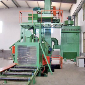 H beam Shot Blasting Machine Supplier