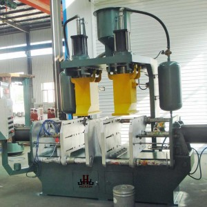 Electrical Heating Hot Core Sand Shooting Machine