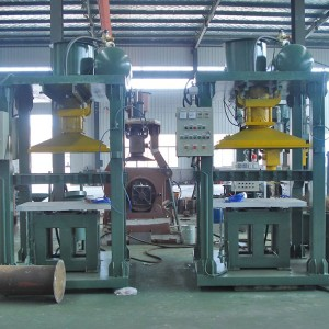 ZH8060  China Shell Core Machine