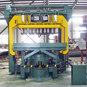China Foundry Casting Sand Molding Machine supplier