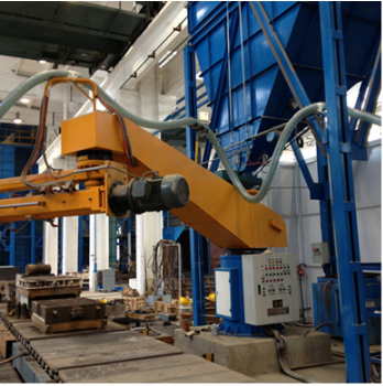 Resin Sand Preparation System Manufacturer Featured Image