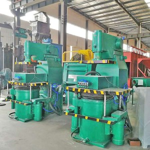 Z146W  Green Sand Foundry moulding machine
