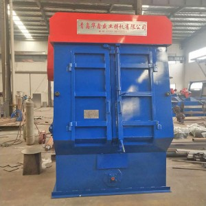 Q3210 Apron type shot blasting machine
