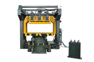 Clay Sand Jolt Squeeze Molding Machine