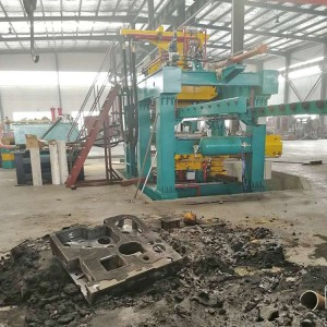 Ductile iron castings Manufacturer