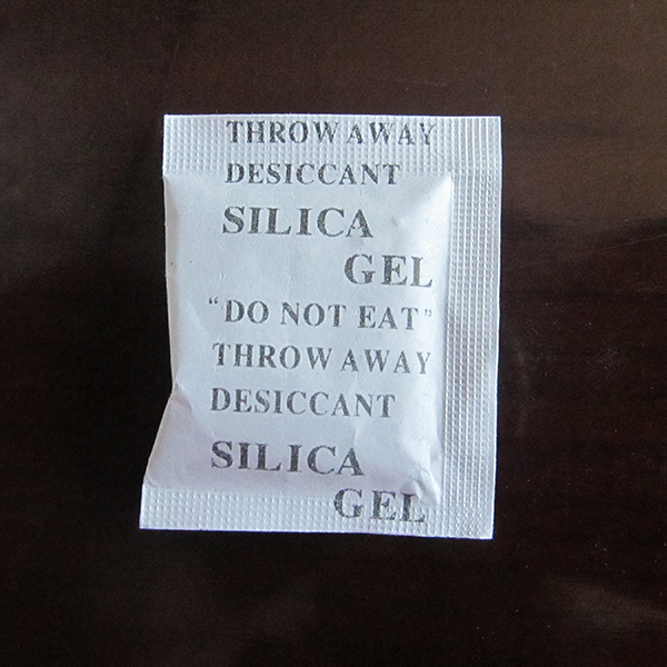 Small package desiccant Featured Image