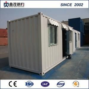 Supplying 40FT and 20FT Living Prefab Shipping Container House/ Office /Homes/ Building with Best Price