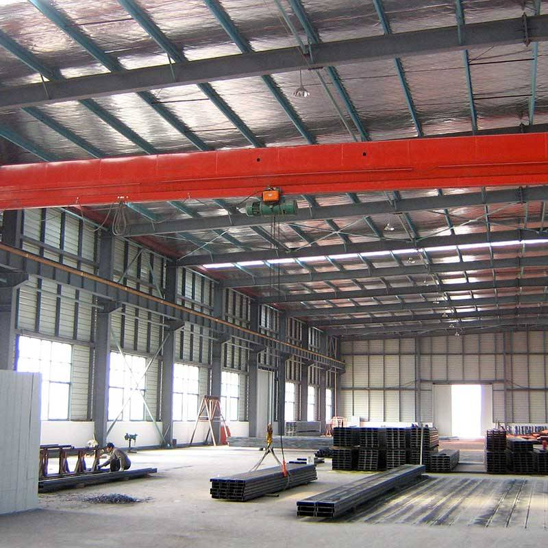 Introduction of Steel Structure Buildings