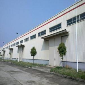 Pre-Engineered Fast Assembled Steel Structure (Steel Fabricated House)