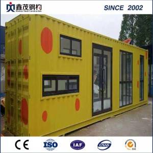 Shipping Container Homes Modernes Design Customized Haus in Shipping Container