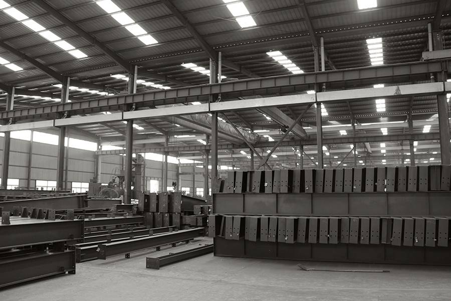We are the professional prefab manufacturer for steel structure building and material.