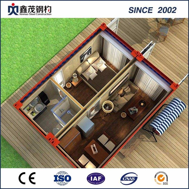 High Quality Modern Prefabricated House - Australia Standard Shipping Container House Container Home for Living – Xinmao ZT Steel