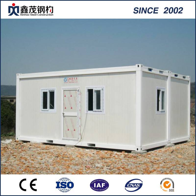 Camp Certificated Best Price Prefab Container House Container