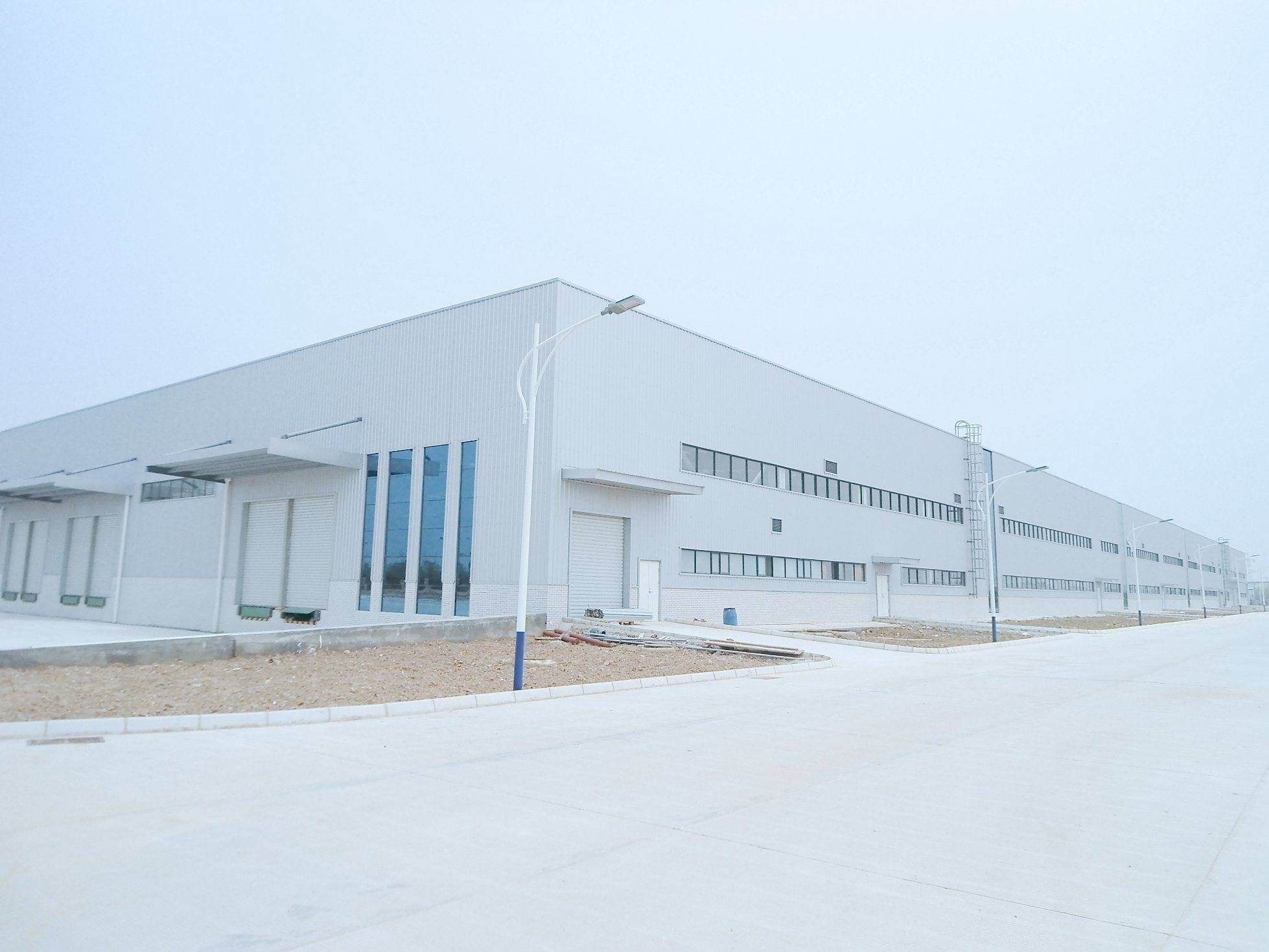 Factory source Steel Structure Factory - China Flexible Prefab Steel Structure Warehouse (Steel Structure Workshop) – Xinmao ZT Steel