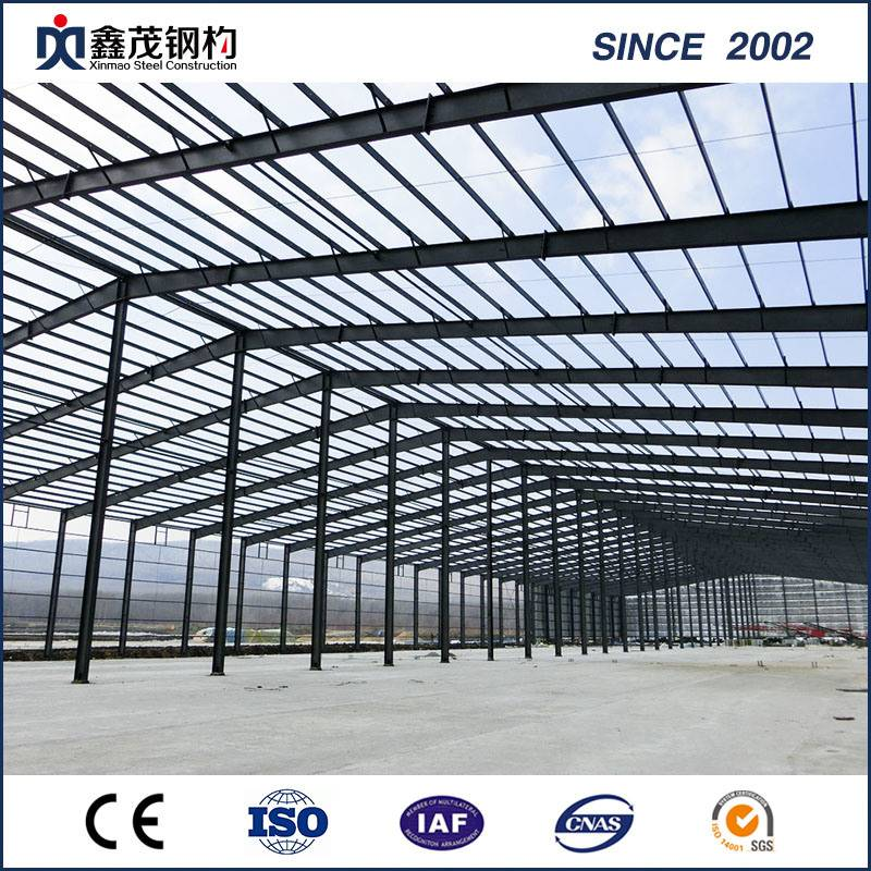 China Prefab Shed for Steel Structure Warehouse