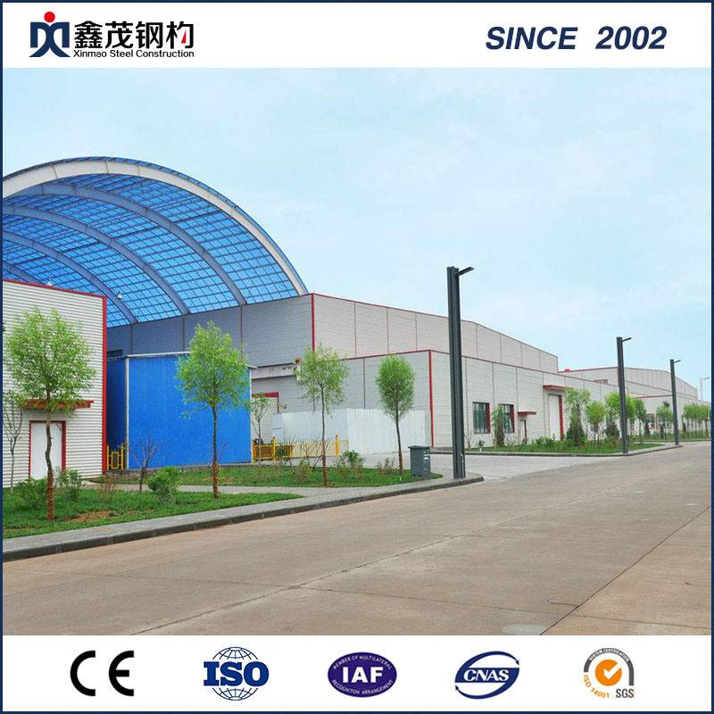 China Steel Structurer manufacturer sa Steel Structure Workshop