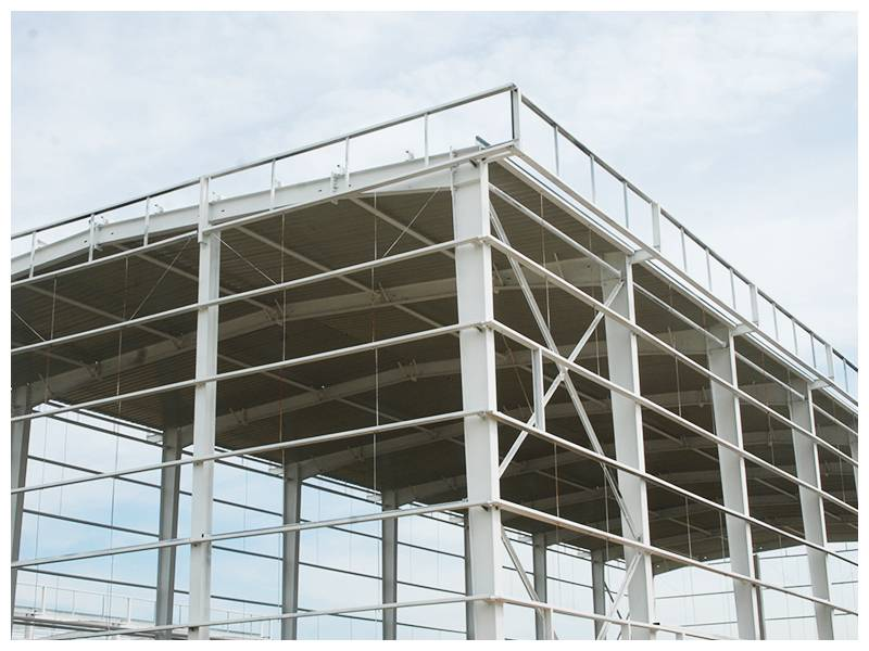 Top Quality Low Cost Prefab Steel Structure with Professional Design Featured Image