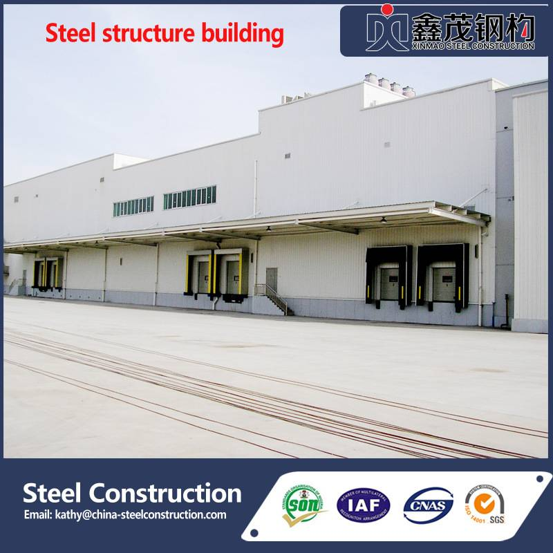 Easy Installation Building Steel Structure House Steel Construction