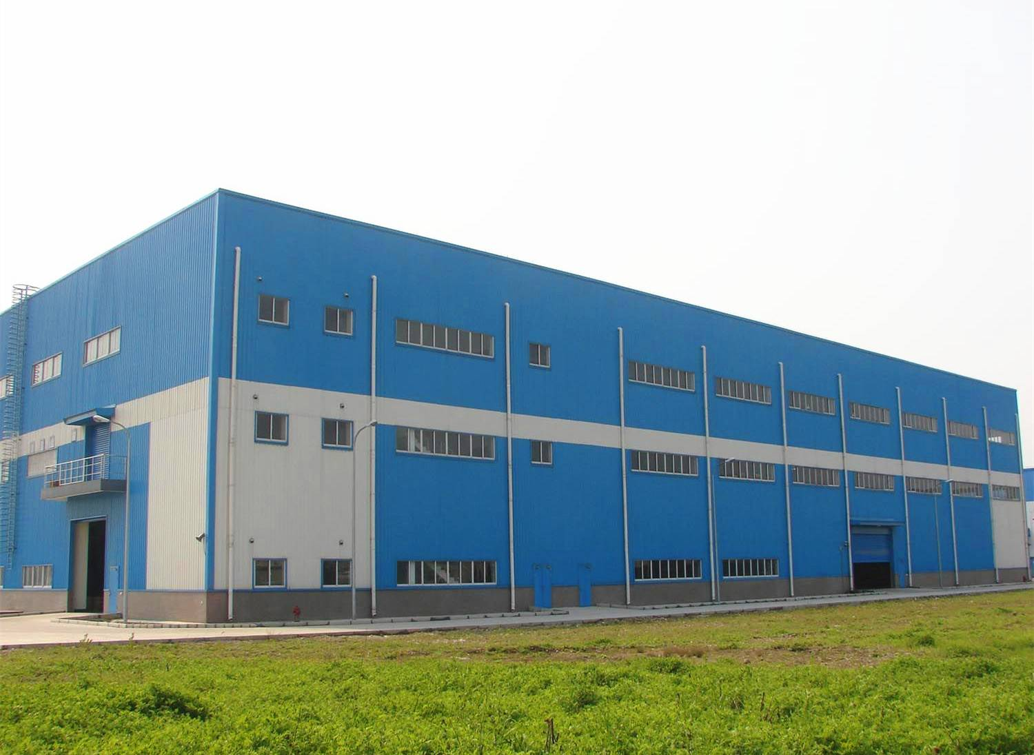 Wholesale OEM J Evans Container Homes - Fast Assembled Steel Structure Building (Steel Building) with Crane – Xinmao ZT Steel